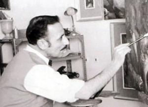 Pintor Fernando Soria