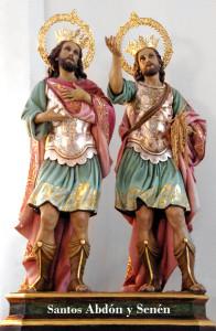 Santos Abdón y Senén