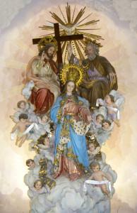 Virgen de las Tres Avemarías