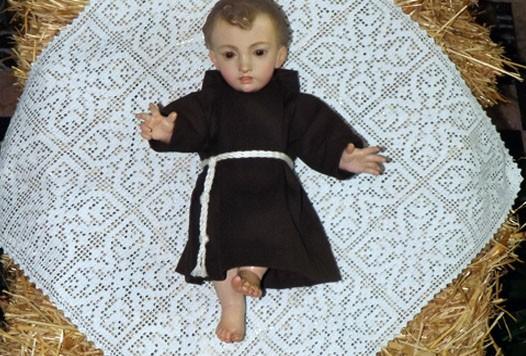 Niño Jesús Capuchino