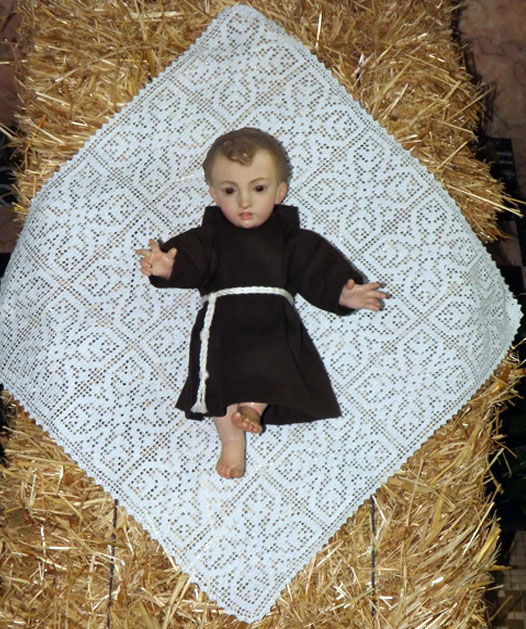 Santo ni o capuchino capuchinos l olleria web del - El tiempo en l olleria ...